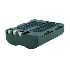 Nikon Camcorder Battery for D Series D100 200 SLR D70s Set
