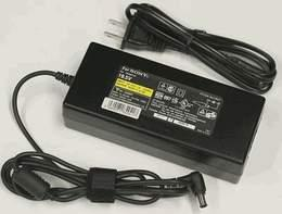 Sony Laptop AC Adapter 19.5V 6.15A 120W